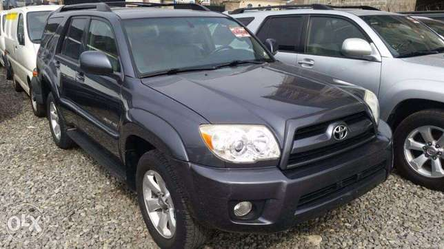 Toyota 4Runner, 2007, Leather Seat. LIMITED. Very OK To Buy From GMI. Lagos - image 1