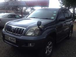 Landcruiser prado 120 series