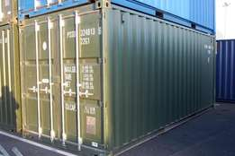 Truck Office Container ZW22/ Box Office / 20 x 40 Foot Storage
