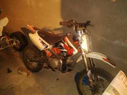 Big Boy Bike 125cc