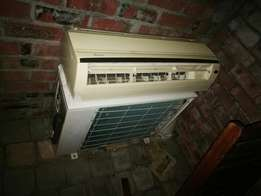 Outdoor aircon URGENT SALE make an offer