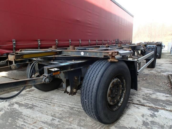 Schmitz Cargobull AWF 18 - 2012