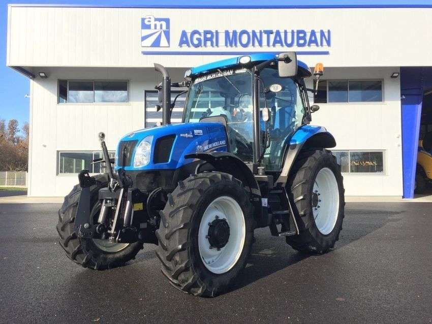 New Holland t6.160 auto command - 2014