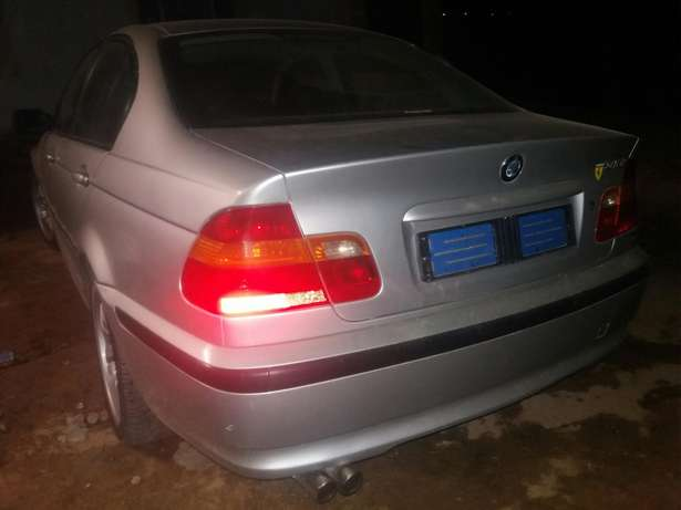Im selling my bmw e46 evrything still working good or we can swop Mbombela - image 2