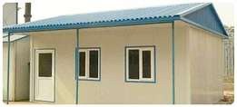 Prefabricated homes, classes and Offices