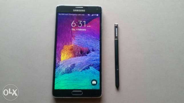 Samsung Galaxy Note 4 (Dual SIM) for sale Uyo - image 1
