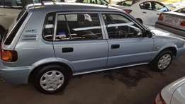 2005 Toyota Tazz 1.3i for sale