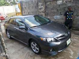 clean nice 2012 corolla sport for sale