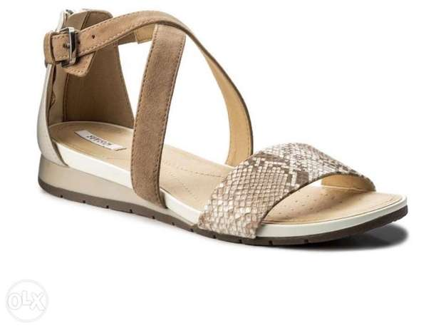 Geox sandals.Size 39