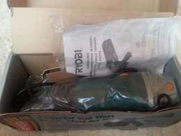 Ryobi angle grinder still in the box HG910