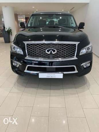 Infinity QX80 MY 2015 From RYMCO 92000km only !!!