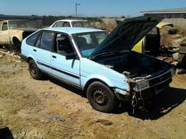 Toyota avante hatchback 1600 body parts for sale