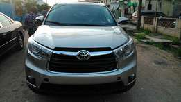 Foreign Used Toyota Highlander (2015)
