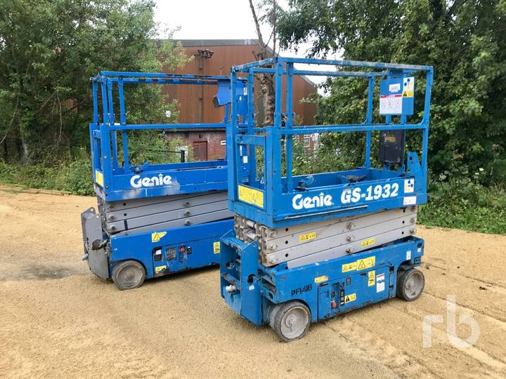 Genie GS1932 Electric - 2012