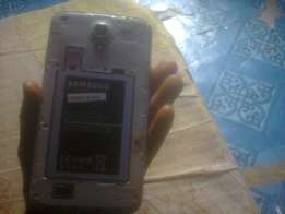 Samsung Galaxy mega with broken screen but still working for sale
