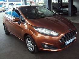 2013 Ford Fiesta 1.0 Ecoboost for sale R145000