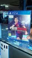 Ps4 PES 18 new sealed