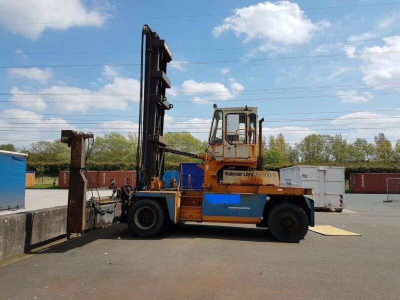 Kalmar Lmv 16-900 / 6 ** Containerstapler ** - 1986
