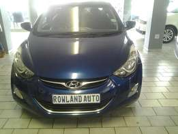 2012 Hyundai Elantra 1.6 for sale R140 000
