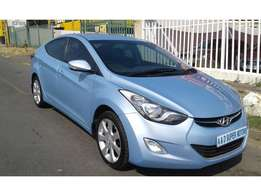 Elantra 1.8 Executive Automatic Sedan For Sale