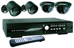 Four HD cameras for ur home and business