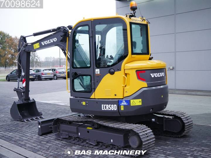 Volvo ECR58D New unused machines - 2018 - image 2