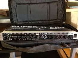 Behringer cx3400 Pro cross over 2, 3, 4 way cross over with limiters.