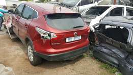 Nissan Qashqai 2016 model Parts