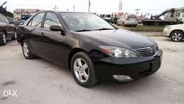 V6 Powered Full Option 2003 Toyota Camry SE In Immaculate Condition