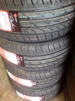 CRAZY TYRE SALE! 205/40/17 New tyres only R650 each!