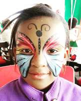 Face Painters for kids parties and occasions