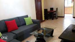 Furnished 2 Bedroom Flat with WiFi in South B Kes.3,500 daily