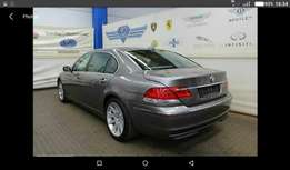 Superb BMW 7series 2007
