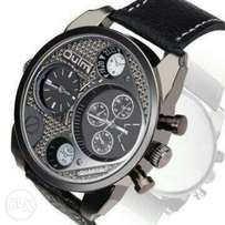 Oulm 9316 military style wristwatch