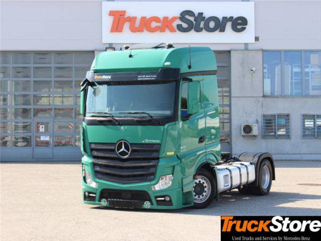 Mercedes-Benz Actros 1845 LS nRL Low Liner - 2015