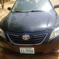 Clean Toyota Camry Muscle 2007 (Abuja)
