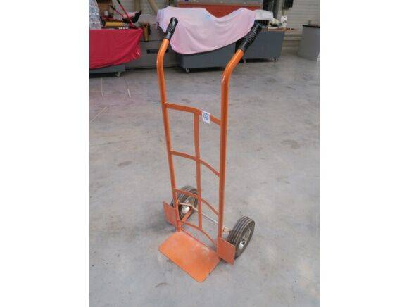 Sale hand truck hand pallet truck for  by auction