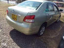 Extra Clean Original paint Toyota Belta Alloy rims buy and drive