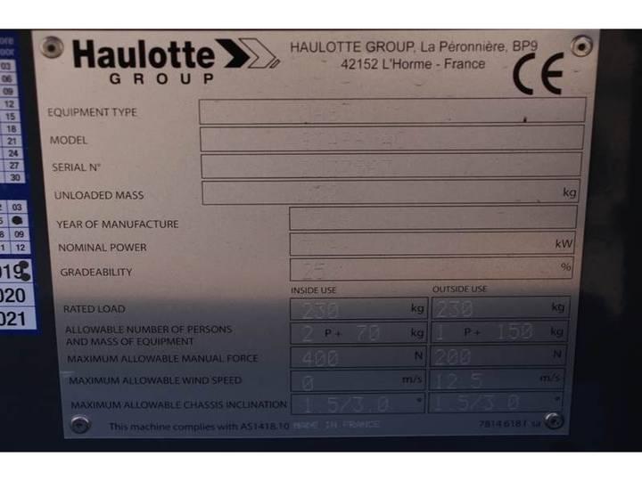 Haulotte STAR 6AC - 2018 - image 10