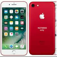 Brand new special edition red iPhone 7 128gb