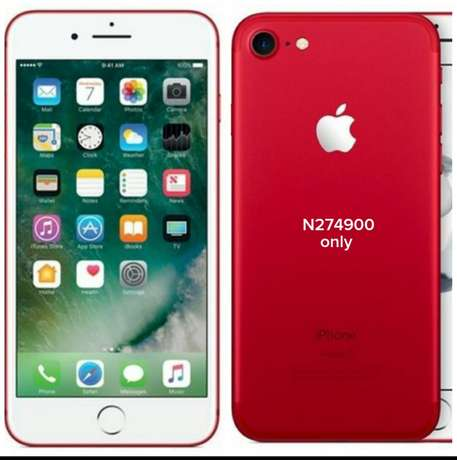 Brand new special edition red iPhone 7 128gb Lekki - image 1