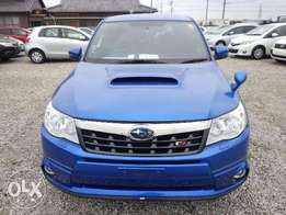 Subaru Forester Ts tuned by STI limited Version SH9