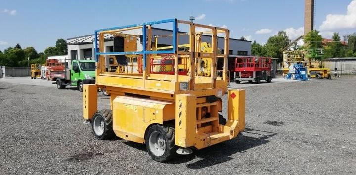 Genie GS-2668 - 10 m, 4x4, diesel - 2019