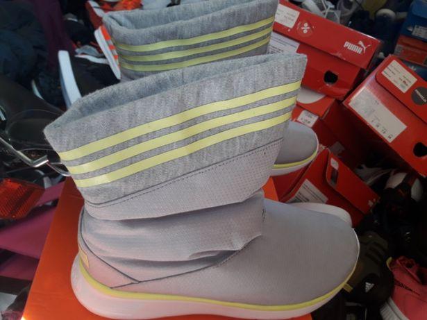 Buty Adidas zimowe damskie 50% mega okazja ostatnie r.38