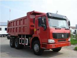 China Tipper Trucks