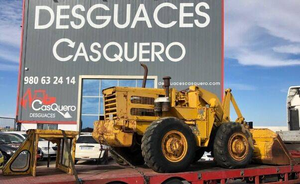 WEATHERILL L62B wheel loader for parts - 1978