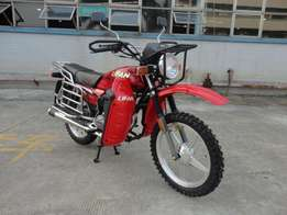 Lifan Brand New 150-4 DELUXE D/SHOCK