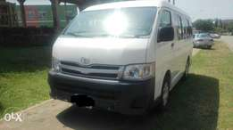 Mildly used 2013 Toyota Hummer Bus for sale