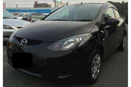 Mazda demio, 2011 model black fully loaded, finance terms accepted