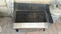 Gas Steak Griller